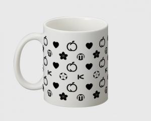 【モモグラム】マグカップ