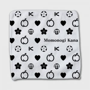 モモグラムハンドタオル